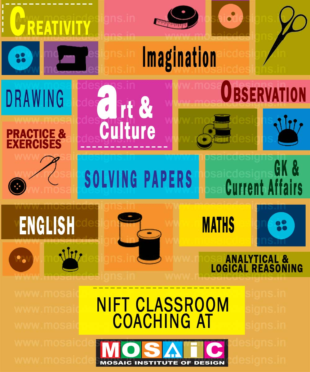 Entrance Coaching for Nift