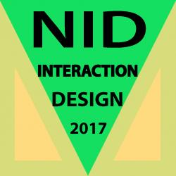 NID 2017 - NID Interaction Design 2017