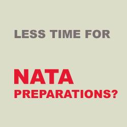 Less Time Left For Nata 2017 Preparations? What to do?