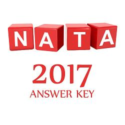 NATA 2017 ANSWER KEY