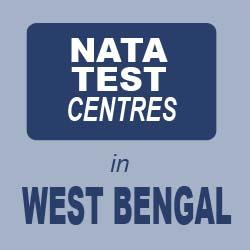 NATA 2016 - NATA TEST CENTRES IN WEST BENGAL
