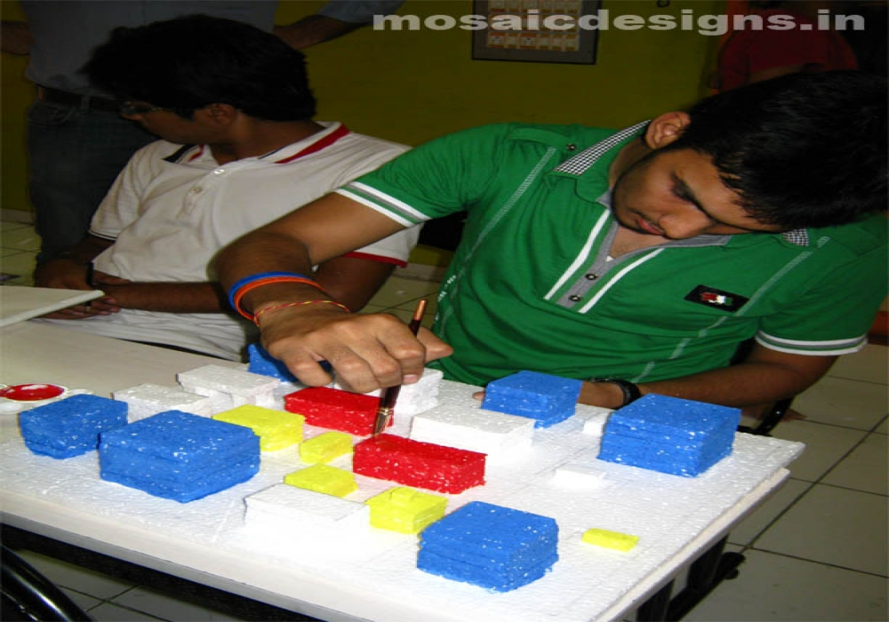 Study material for architecture entrance exams