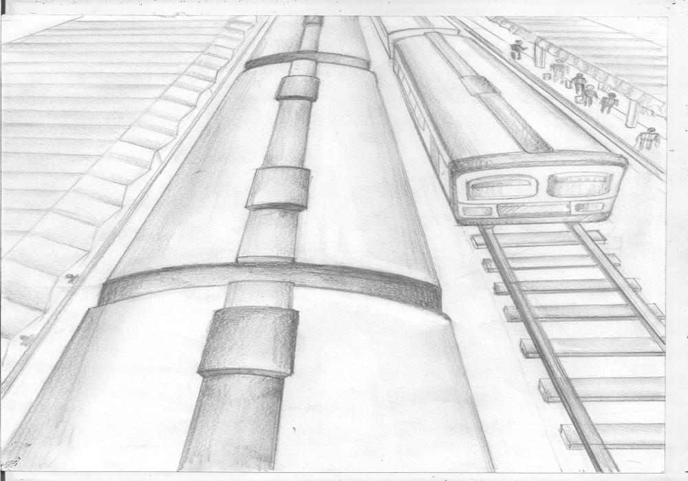 essay on perspective drawing This essay outlines their production and use  perspective drawings were  prestige items for competition entries, exhibition, publication, and/or presentation  to.