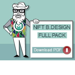 NIFT B.Des Full E-Book Pack
