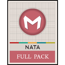 NATA 30 Days Preparation Pack