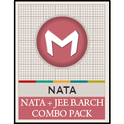 NATA & JEE B.Arch Study Material