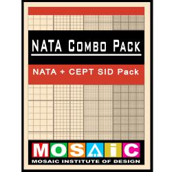 NATA & CEPT SID Study Material