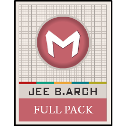 JEE B.Arch Full Study Material