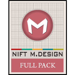 NIFT M.Design-Study Material