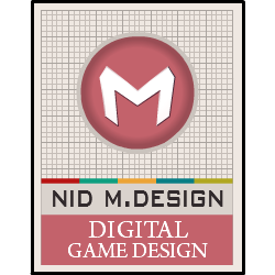 NID M.Design-Digital Game Design Study Material