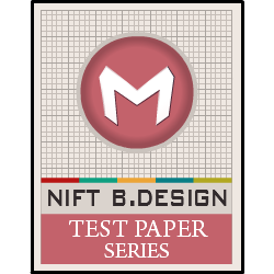 NIFT B.Design Test Papers Series