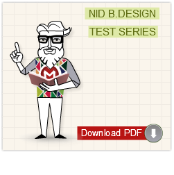 NID B.Des. Test Series E-Book
