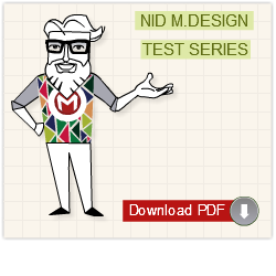 NID M.Des. Test Series E-Book