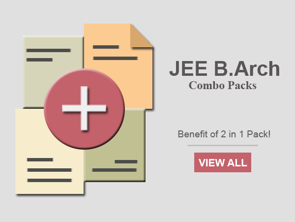 JEE B.Arch Combo Pack