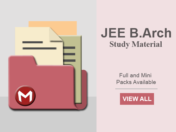 JEE B.Arch Pack