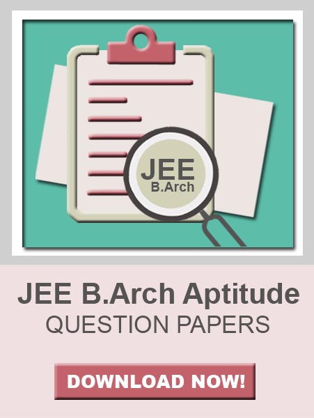 JEE B.Arch Papers