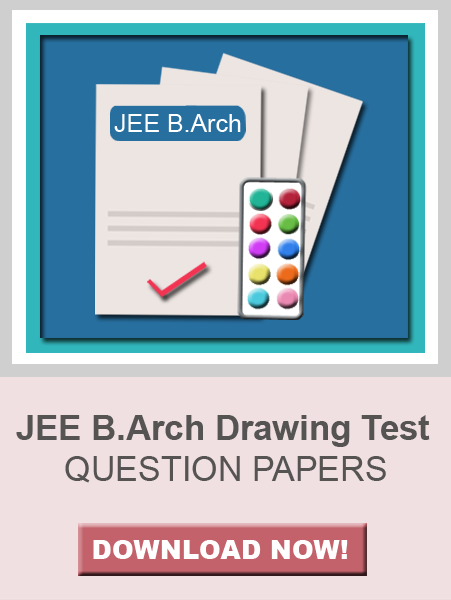 JEE B.Arch Drawing Paper