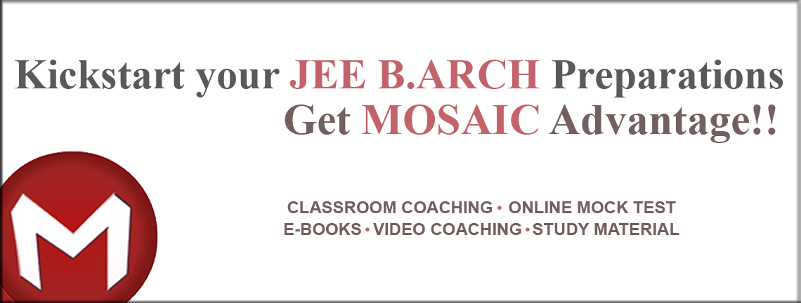 Kickstart your jee Preparation Get Mosaic Advantage!